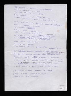 Wiersze Z Tomu Chwila Bruliony I Czystopisy Szymborska