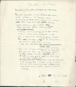 Wiersze Występujące W Kodeksach Varia Baczyński